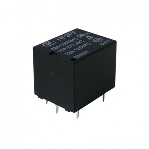 Relé 24V 15A 250VAC 1x prep. RAS2415 JQC3FF