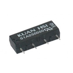 Relé 12V 0.5A 100VDC 1x spín. S1A12