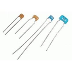 Kondenzátor keramický 47p 50V mono NPO rm5 C