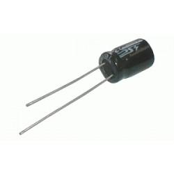 Kondenzátor elektrolytický 100M 50V 8x12-3.5 rad.C