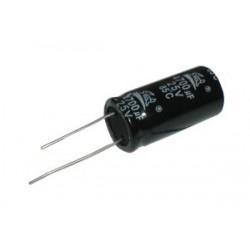 Kondenzátor elektrolytický 4G7 25V 16x30mm rad.C