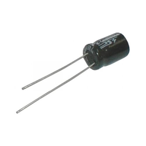 Kondenzátor elektrolytický 22M 100V 8x12-3.5 105*C rad. C