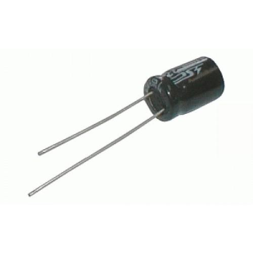 Kondenzátor elektrolytický 220M 35V 8x12-3.5 105*C rad.C