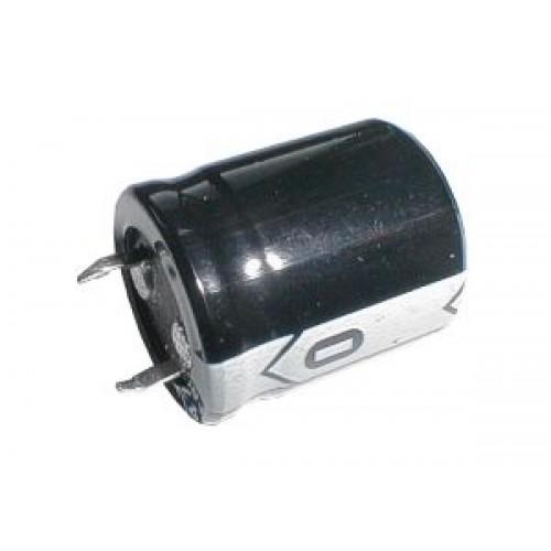 Kondenzátor elektrolytický 47M 400V 22x25-10 rad.C SNAP-IN