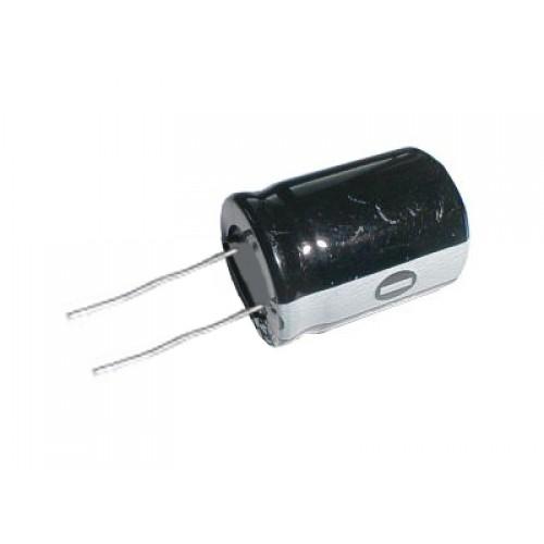 Kondenzátor elektrolytický 100M 400V 22x32-10 105*C rad.C SNAP-IN