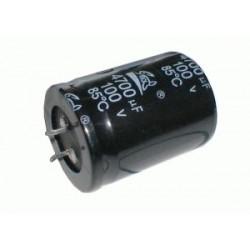 Kondenzátor elektrolytický 470M 350V 35x45-10 105*C rad.C SNAP-IN