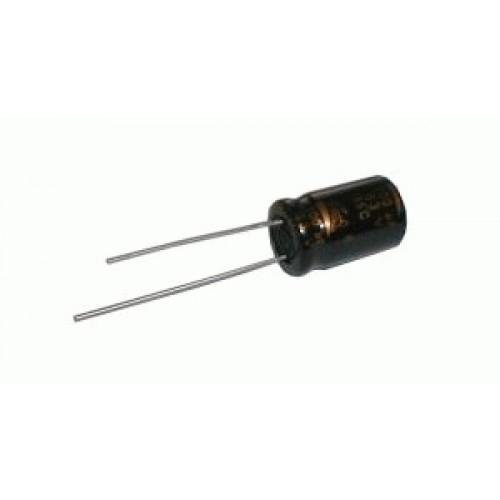 Kondenzátor elektrolytický 330M 35V 10x13-5 105*C rad.C