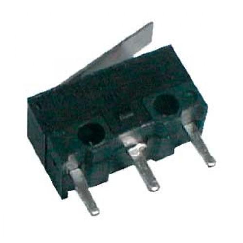 Mikrospínač mini s páčkou (12V)