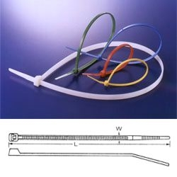 Pásik sťahovací standard 370x3.5mm prírodný *