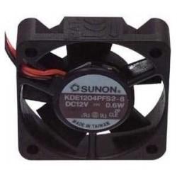 Ventilátor 40 x 40 x 10 mm, 12V