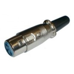 Zdierka MIC kábel kov 3PIN