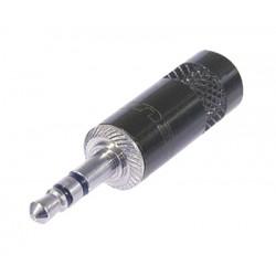 Konektor JACK 3.5 mm - Zástrčka HQ NTR-NYS231B