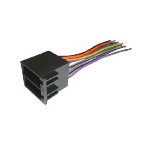 Konektor ISO 550128 (napájanie plus reproduktory, 13pin)