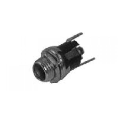 Konektor DC2.1mm panel závit