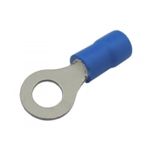 Očko 5.3mm, vodič 1.5-2.5mm modré