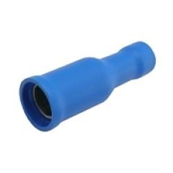 Zdierka kruhová 5mm, vodič 1.5-2.5mm modrá
