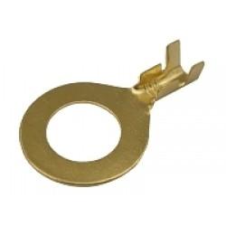 Očko neizolované 10.5mm, vodič 1.0-1.5mm