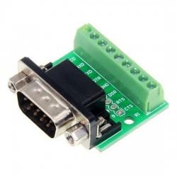 Konektor CANON 9PIN so svorkovnicou