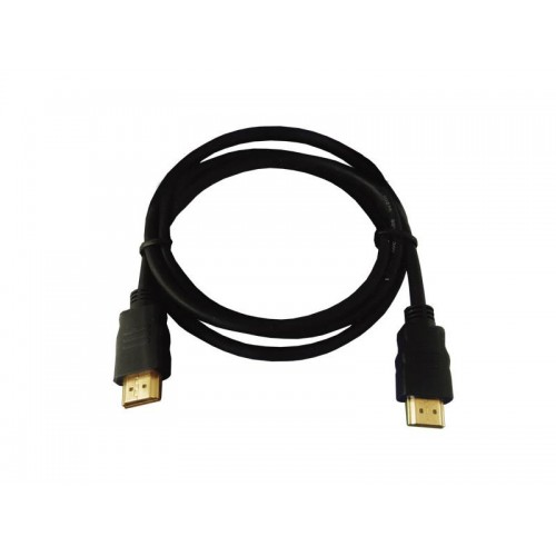 Kábel HDMI - HDMI 1,5m (gold,ethernet)