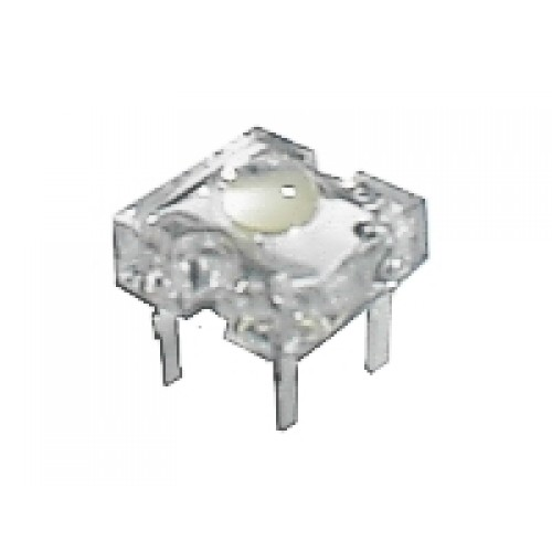 LED auto biela 4000mcd 80° DOPREDAJ
