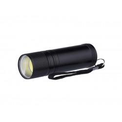 LED svietidlo COB 3W 3xR03 čierne