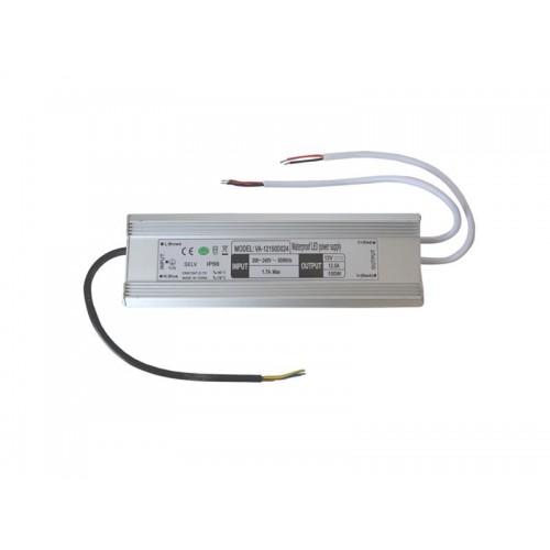 Zdroj spínaný pre LED diódy a LED pásiky 12V 12,5A 150W