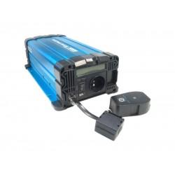 Menič napätia Solarvertech FS1000 12V/230V 1000W čistá sínusoida