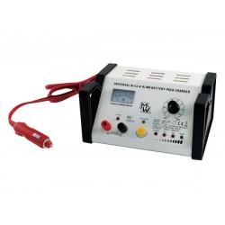 Nabíjačka batérií MW7168 autom. 1-10x NiCd/NiMh