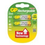 Batéria AA (R6) nabíjacia GP NiMH 2500mAh
