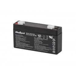 Batéria olovená 6V 1.3Ah REBEL