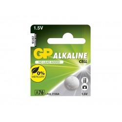 Batéria LR44 (A76) GP alkalická