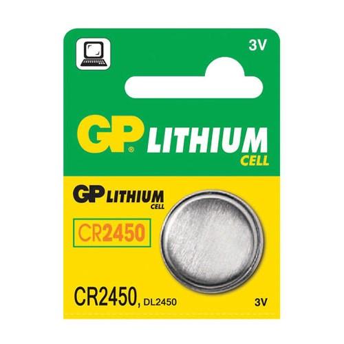 Batéria CR2450 GP líthiová