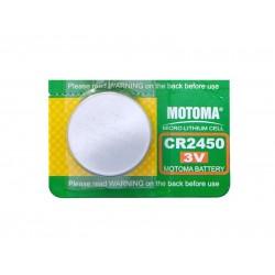 CR2450 MOTOMA lítiová batéria