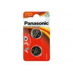 Batéria CR2016 PANASONIC lithiová 2BP