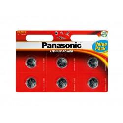 Batéria CR2025 PANASONIC lithiová 6BP
