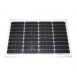 Fotovoltaický solárny panel 12V/40W monokryštalický