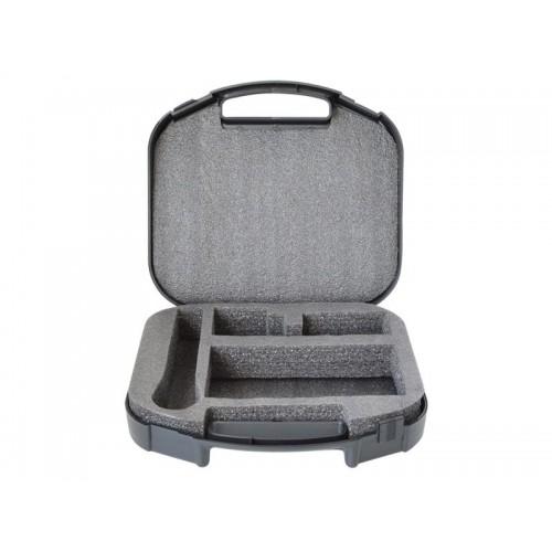 Mikrofónny kufrík CASE P1 pre bezdrôtové mikrofóny