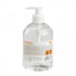 Dezinfekcia na ruky MANOX 500ml