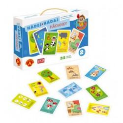 Hra vzdelávacia PEXI Poznávanie pre najmenších - Hádaj hádanky