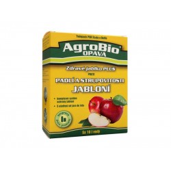 Prípravok proti chrastavitosti a múčnatke AgroBio Zdravé jablko Plus