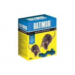 Nástraha proti myšiam, potkanom a krysám AgroBio Ratimor 300g
