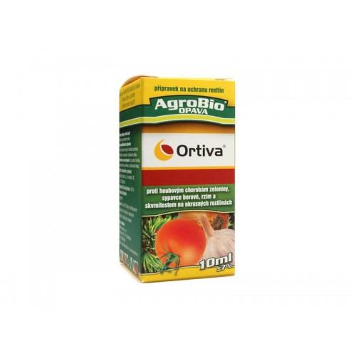 Prípravok proti hubovým chorobám AgroBio Ortiva 10 ml