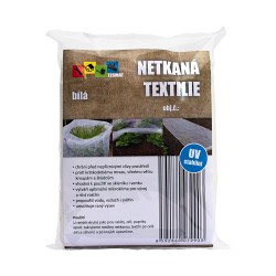 Textília netkaná biela 1,6x10m