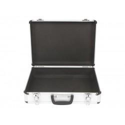 Univerzálny hliníkový kufrík TOOLCRAFT 1409402, Rozmery: (š x v x h) 428 x 123 x 310 mm