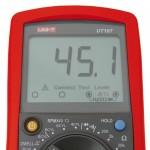 Multimeter UNI-T UT107 pre autodiagnostiku