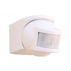 PIR senzor (pohybové čidlo) MINI biely