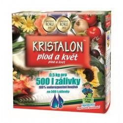Hnojivo kryštalické KRISTALON plod a kvet 0.5kg