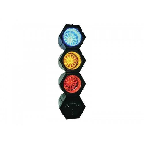 Efekt LED-3 farebná hudba