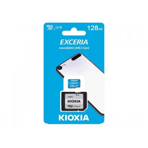 Karta pamäťová KIOXIA micro SD 128 GB s adaptérom