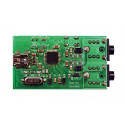 Stavebnica PT037 USB zvuková karta s PCM2912